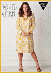 Nähanleitung - Das Kleid Autumn - Simply Nähen - 06/2019