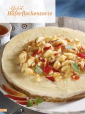Rezept - Apfel-Haferflockentorte - Simply Backen Sonderheft Kuchen Äpfel + Pflaumen