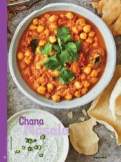 Rezept - Chana Masala - Simply Kochen Orientalisch - 05/2019