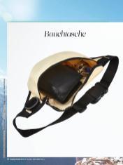 Nähanleitung - Bauchtasche - Simply Kreativ Best of Taschen-Näh-Ideen Vol. 2