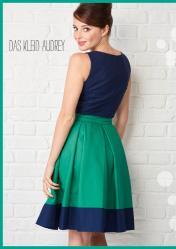 Nähanleitung - Das Kleid Audrey - Simply Nähen Best of Kleider