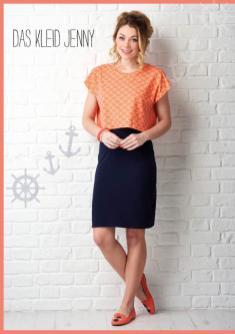 Nähanleitung - Das Kleid Jenny - Simply Nähen Best of Kleider
