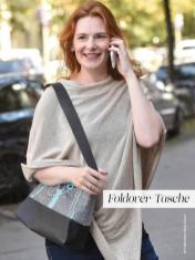 Nähanleitung - Foldover-Tasche - Simply Kreativ Best of Taschen-Näh-Ideen Vol. 2