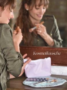 Nähanleitung - Kosmetiktasche - Simply Kreativ Best of Taschen-Näh-Ideen Vol. 2