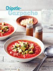 Rezept - Chipotle-Gazpacho - Simply Kochen Sonderheft Sommer-Suppen