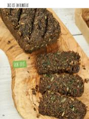 Rezept - Hanfbrot - Clean Food - olala solala mit Andrea Sokol - 01/2019