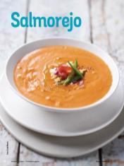 Rezept - Salmorejo - Simply Kochen Sonderheft Sommer-Suppen