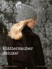 Strickanleitung - Blätterzauber deluxe! - Simply Stricken Mützenspecial - Mützen und Accessoires stricken - 01/2019