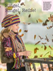 Strickanleitung - Ringel, Ringel, Reihe - Simply Stricken Mützenspecial - Mützen und Accessoires stricken - 01/2019