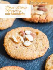 Rezept - Hirse-Kokos-Plätzchen mit Mandeln - Simply Kreativ Glutenfrei Weihnachtsbacken – 01/2019