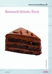 Rezept - Karamell-Schoko-Torte - Das große Backen 06/2019