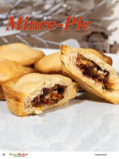 Rezept - Mince-Pie - Simply Backen Plätzchen backen mit Tommy Weinz 04/2019
