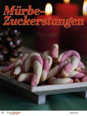 Rezept - Mürbe-Zuckerstangen - Simply Backen Plätzchen backen mit Tommy Weinz 04/2019