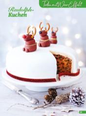 Rezept - Rudolph-Kuchen - Simply Backen Special Weihnachtskuchen