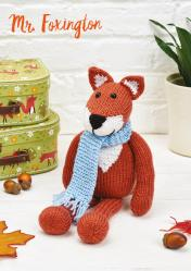 Strickanleitung - Mr. Foxington - Simply Stricken 06/2019
