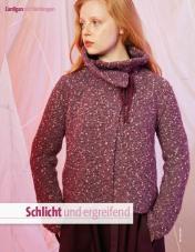 Strickanleitung - Schlicht und ergreifend - Fantastische Herbst-Strickideen 05/2019
