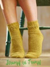 Strickanleitung - Strumpf ist Trumpf - Simply Kreativ – Best of Simply Stricken Socken