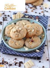 Rezept - Kaffee-Cookies - Weihnachtsbäckerei 01/2019