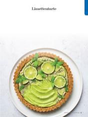 Rezept - Limettentarte - Healthy Vegan Sonderheft - Vegan Jahrbuch