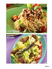 Rezept - Low-Carb-Pasta Bolognese & Caesar Salad mit Entenbrust - Bewusst Low Carb Sonderheft: 4 Kilo in 30 Tagen - 01/2020