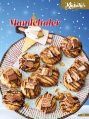 Rezept - Mandeltaler - Simply Backen Sonderheft Weihnachtsbacken mit Janet & Jasmin 01/2019