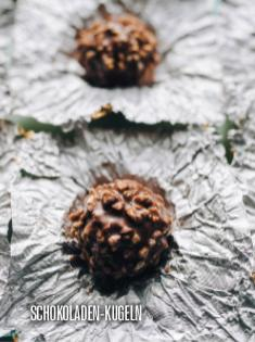 Rezept - Schokoladen-Kugeln - Bewusst Low Carb Sonderheft – 03/2019