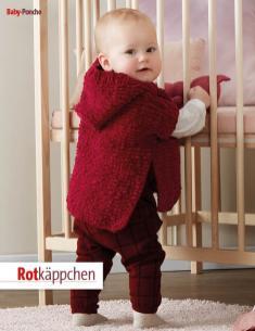 Strickanleitung - Rotkäppchen - Fantastische Winter-Strickideen 06/2019