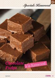 Rezept - Chocolate-Fudge - Das große Backen 01/2020