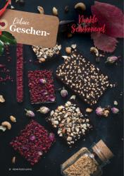 Rezept - Dunkle Schokoriegel - Vegan Food & Living – 01/2020