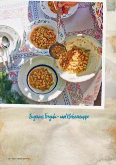 Rezept - Eugenias-Fregula und Bohnensuppe - Vegan Food & Living – 01/2020