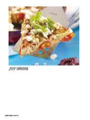 Rezept - Pizza Capricciosa - Bewusst Low Carb – 01/2020