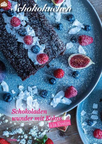 Rezept - Schokoladenwunder mit Kokos - Das große Backen 01/2020