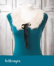 Häkelanleitung - Fellkragen - Mini Häkeln Vol. 12 Schals & Tücher