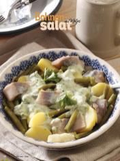 Rezept - Bohnen-Salat mit Matjes - Simply Kochen Diät-Rezepte für die ganze Familie