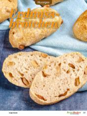 Rezept - Erdnussbrötchen - Besser Backen mit Tommy Weinz – Brötchen