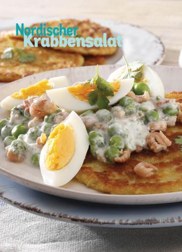 Rezept - Nordischer Krabbensalat - Simply Kochen Sonderheft Best of Salate