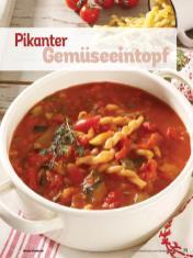 Rezept - Pikanter Gemüseeintopf - Simply Kochen Diät-Rezepte für die ganze Familie