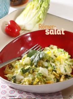 Rezept - Römersalat - Simply Kochen Diät-Rezepte für die ganze Familie