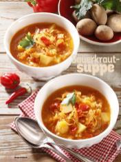 Rezept - Sauerkrautsuppe - Simply Kochen Diät-Rezepte für die ganze Familie