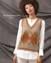 Strickanleitung - Geometriestunde - Argyle - Designer Knitting - 01/2020