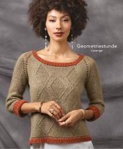 Strickanleitung - Geometriestunde - Losange - Designer Knitting - 01/2020