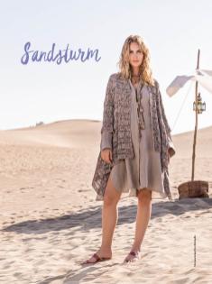 Häkelanleitung - Sandsturm - Simply Häkeln 02/2020