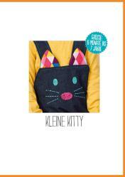 Nähanleitung - Kleine Kitty - Simply Nähen 02/2020