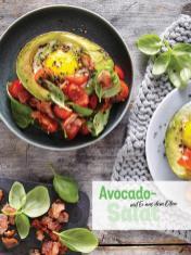 Rezept - Avocado-Salat mit Ei aus dem Ofen - Simply Kochen Sonderheft Low Carb
