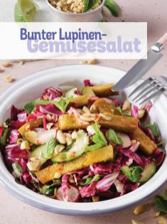 Rezept - Bunter Lupinen-Gemüsesalat - Simply Kochen Sonderheft Low Carb