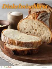 Rezept - Dinkelmischbrot - Brote Backen mit Tommy Weinz 02/2020