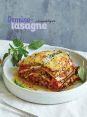 Rezept - Gemüselasagne mit Linsenbolognese - Simply Kochen Sonderheft Low Carb