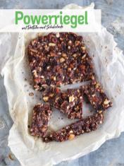 Rezept - Powerriegel mit Datteln und Schokolade - Simply Kochen Sonderheft Low Carb