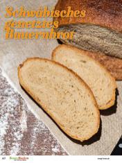 Rezept - Schwäbisches genetztes Bauernbrot - Brote Backen mit Tommy Weinz 02/2020