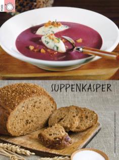 Rezept - Suppenkasper - Simply Kreativ Heft 01/2020